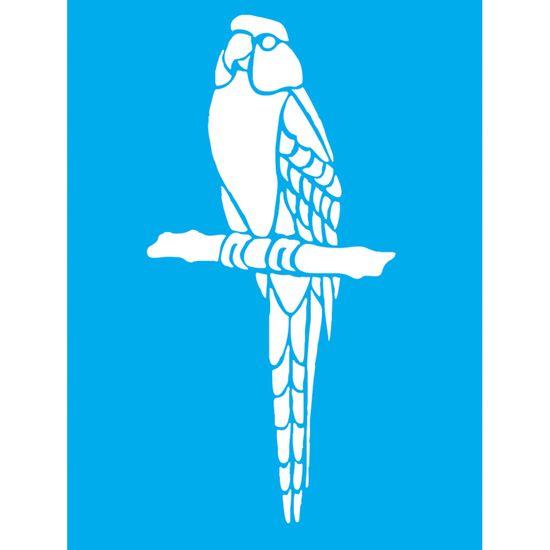 Stencil-Litocart-20x15-LSM-170-Papagaio