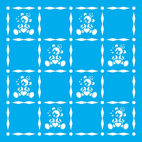 Stencil-Litocart-20x20-LSQ-186-Estamparia-Ursinha-Coracao