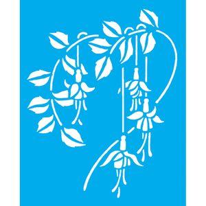 Stencil-Litocart-25x20-LSG-158-Flor