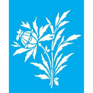 Stencil-Litocart-25x20-LSG-163-Flor