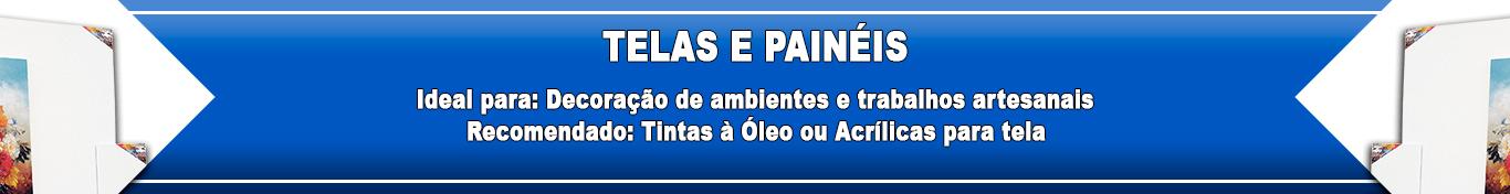 Acessório de Pintura Telas e Painéis