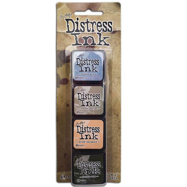 Carimbeira-Distress-Ink-Pad-Mini-TDPK40392-Kit-9-com-4-unidades-Ranger