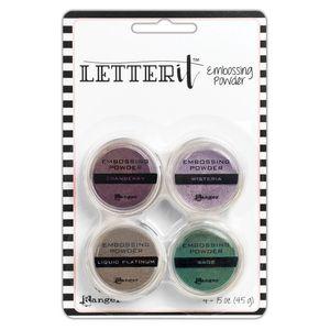 Multicolore 19.1/x 11.7/x 3.9/cm Ranger Perfect Pearls Tecnica Kit Materiale Sintetico