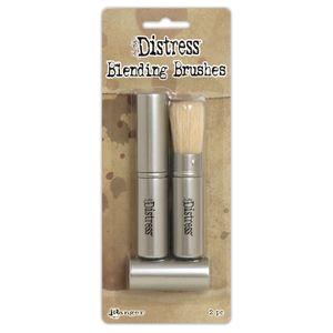 Pincel-Broxinha-Retratil-Distress-Blending-Brushes-TDA62240-com-2-unidades-Ranger