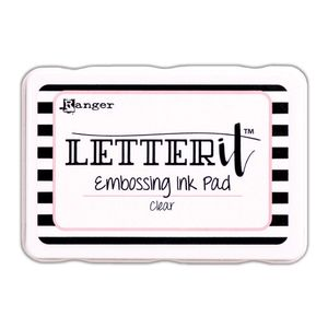 Almofada-Carimbeira-Transparente-para-Emboss-Letter-It-Embossing-Ink-Pad-Clear-LEI58809-Ranger