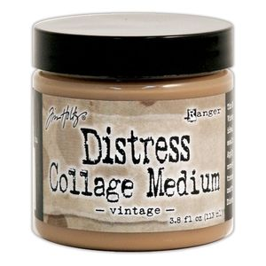 Cola-Distress-Collage-Medium-TDA47940-113ml-Vintage-Ranger