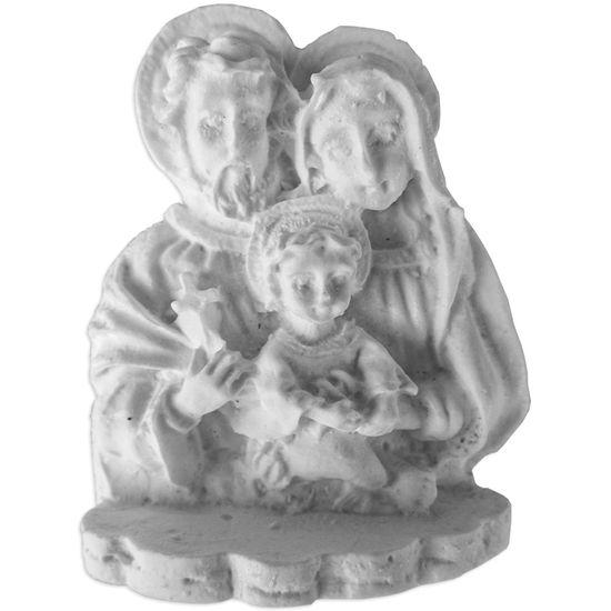 Aplique-de-Resina-Sagrada-Familia-com-Pedestal-65x52cm