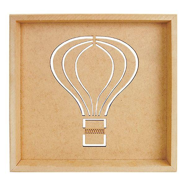 Quadro-Decorativo-em-MDF-Balao-217x217x4cm---Palacio-da-Arte