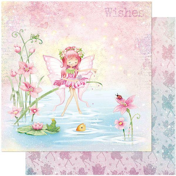 Papel-Scrapbook-Litoarte-305x305-SD-1031-Fada-Infantil