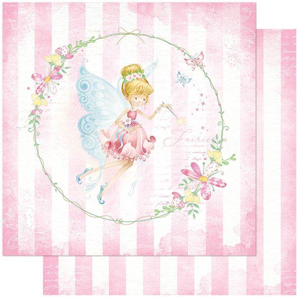 Papel-Scrapbook-Litoarte-305x305-SD-1035-Fada-Infantil