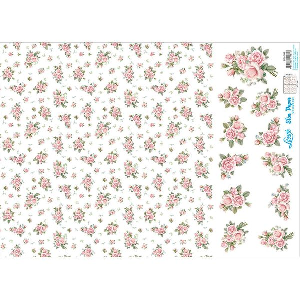 Slim-Paper-Decoupage-Litoarte-473x338-SPL-056-Mini-Rosas