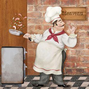 Papel-para-Arte-Francesa-Litoarte-21x21-AFQ-433-Cozinheiro