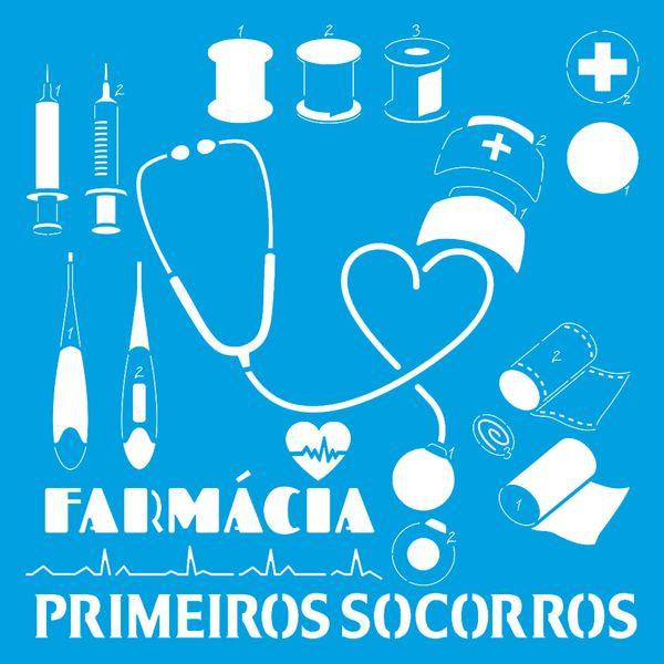 Stencil-Litoarte-20x20-STXX-170-Farmacia