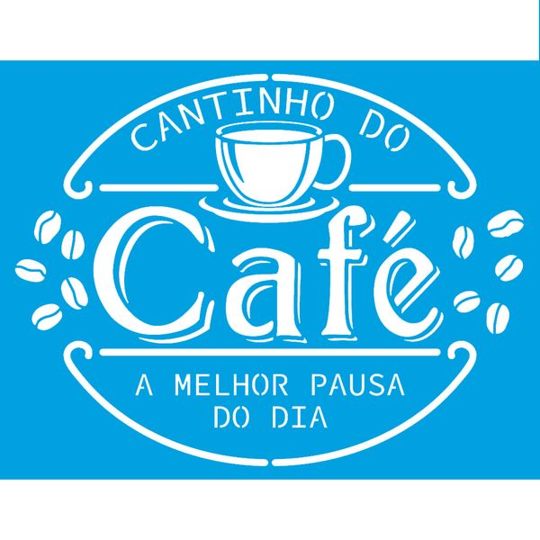Stencil-Litoarte-25x20-STR-161-Cantinho-do-Cafe
