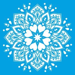 Stencil-Litoarte-30x30-STQG-027-Mandala-Coracoes