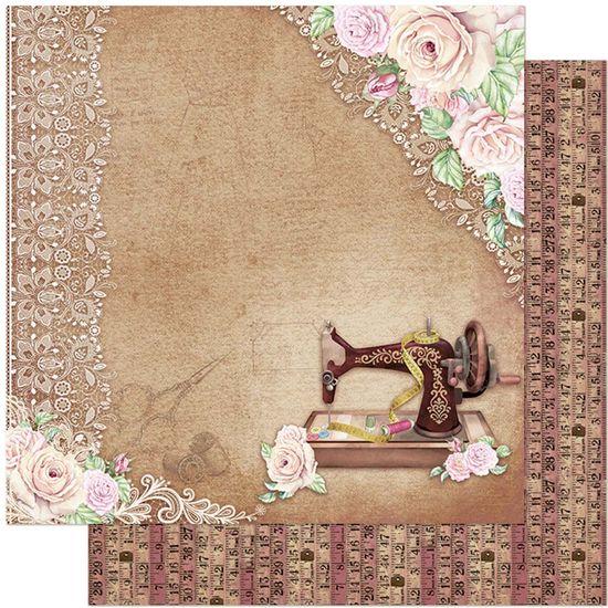 Papel-Scrapbook-Litoarte-305x305-SD-1122-Maquina-de-Costura