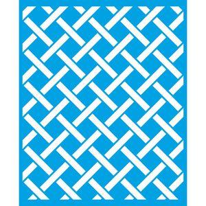 Stencil-Litoarte-211x172-STM-694-Estampa-Cerca-de-Trelica