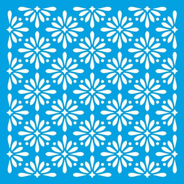 Stencil-Litoarte-20x20-STXX-162-Estampa-de-Ornamentos-Florais