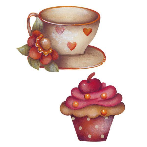 Aplique-Decoupage-Litoarte-APM4-420-em-Papel-e-MDF-4cm-Xicara-Cupcake
