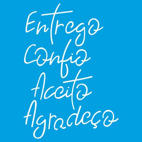 Stencil-Litoarte-10x10-STX-398-Entrego-Confio-Aceito