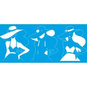Stencil-Litoarte-42x17-STG-084-Bonecas-Mulheres