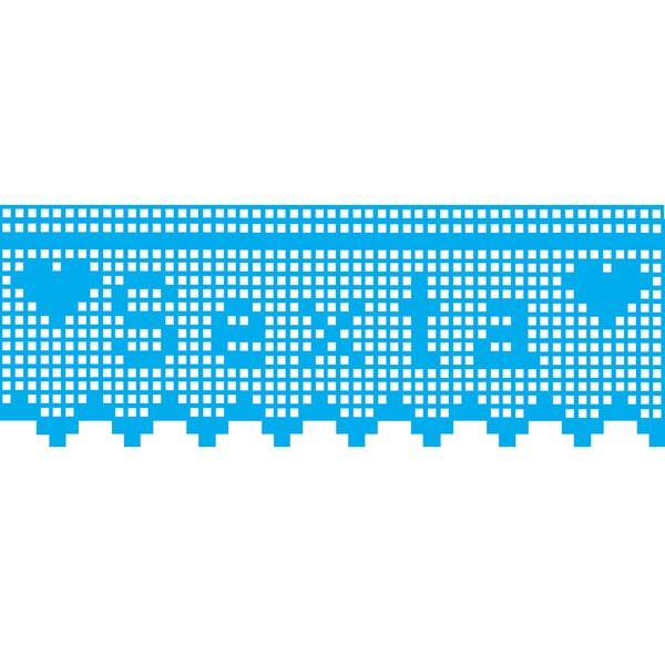 Stencil-Litocart-10x30-LSBC-025-Barrado-Croche-Sexta