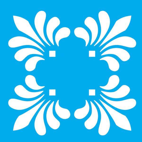 Stencil-Litocart-14x14-LSP-091-Estamparia-II