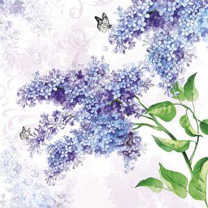 Guardanapo-Decoupage-Ambiente-Luxury-LILAC-13309380-2-unidades-Flor-Lilas