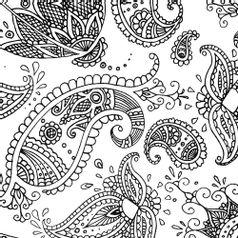 Guardanapo-Decoupage-Ambiente-Luxury-1332472-2-unidades-Paisley-White-Black