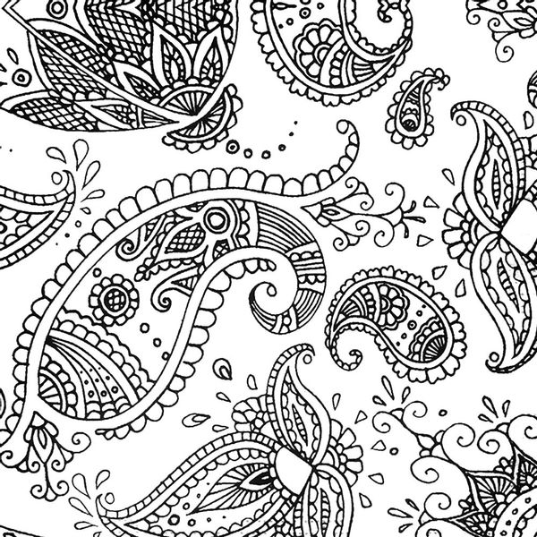 Guardanapo-Decoupage-Ambiente-Luxury-1332472-2-unidades-Paisley-White-Black