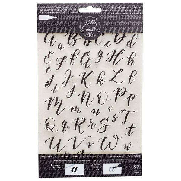 Carimbo-de-Borracha-WeR372-Alfabeto-Manuscrito