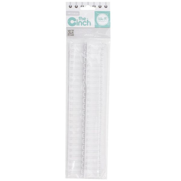 Espiral-para-Encadernacao-WER225-19cm-The-Cinch-Wire-Binders-Prata-2-pecas