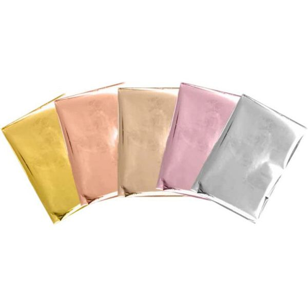 Kit-Folhas-de-Foil-Coloridas-WER363-10x15cm-com-30-unidades