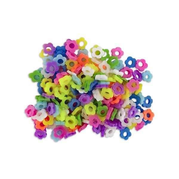 Charminhos-para-Slime-Make-Mais-6208-5g-Florzinhas-Arco-Iris