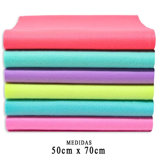 Feltro-Santa-Fe-Liso-Candy-Color-Feltycril-50x70cm