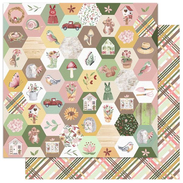 Papel-Scrapbook-My-Memories-Crafts-305x305-MMCMG-003-My-Hapiness