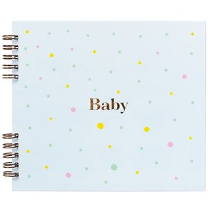 Album-para-Scrapbook-My-Memories-Crafts-22x25cm-Baby
