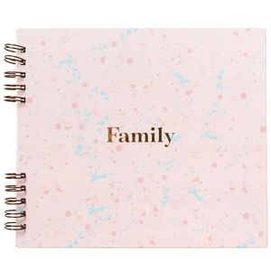 Album-para-Scrapbook-My-Memories-Crafts-22x25cm-Family