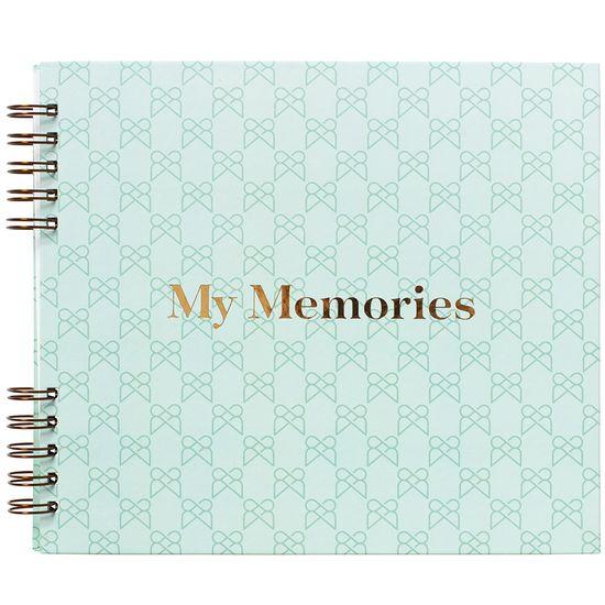 Album-para-Scrapbook-My-Memories-Crafts-22x25cm-My-Memories