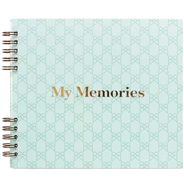 Album-para-Scrapbook-My-Memories-Crafts-22x25cm-My-Memories
