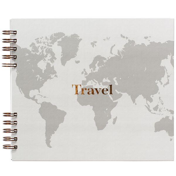 Album-para-Scrapbook-My-Memories-Crafts-22x25cm-Travel