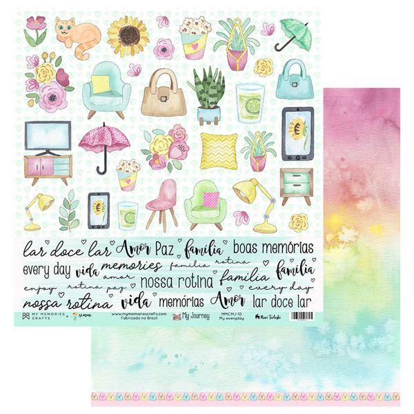Papel-Scrapbook-My-Memories-Crafts-305x305-MMCMJ-010-My-Everyday