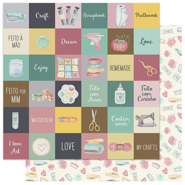 Papel-Scrapbook-My-Memories-Crafts-305x305-MMCMC-004-My-Hobbies