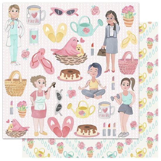 Papel-Scrapbook-My-Memories-Crafts-305x305-My-Mom-MMCMF-001-Mae