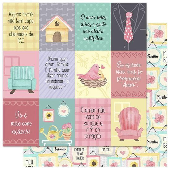 Papel-Scrapbook-My-Memories-Crafts-305x305-My-Life-MMCMF-005-Frases