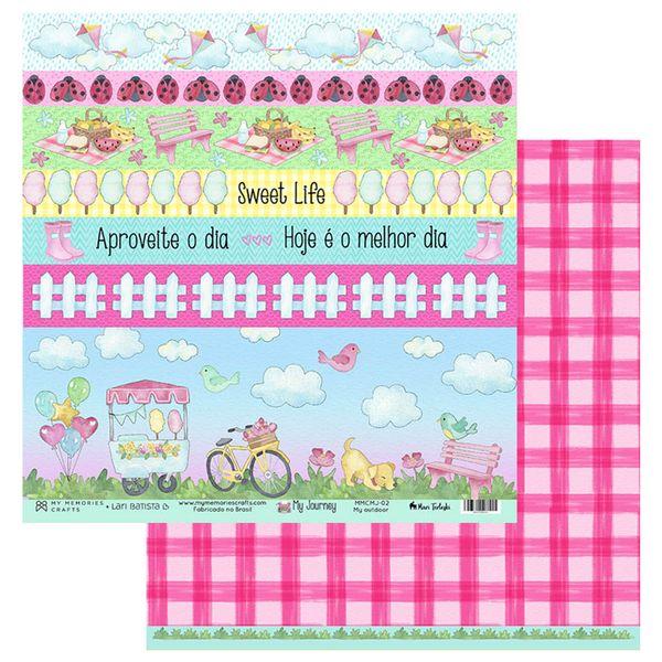 Papel-Scrapbook-My-Memories-Crafts-305x305-MMCMJ-002-My-Outdoor