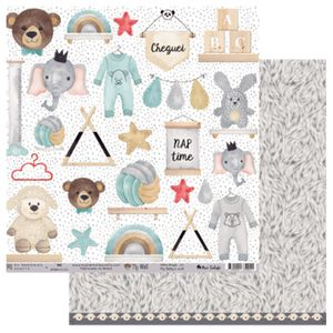 Papel-Scrapbook-My-Memories-Crafts-305x305-MMCWA-001-My-Baby-s-Wall