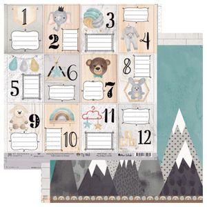 Papel-Scrapbook-My-Memories-Crafts-305x305-MMCWA-005-My-Baby-s-Cards