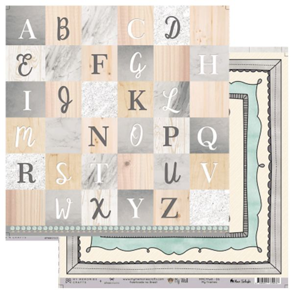 Papel-Scrapbook-My-Memories-Crafts-305x305-MMCWA-006-My-Frames