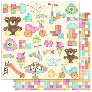 Papel-Scrapbook-My-Memories-Crafts-305x305-MMCMM-003-My-Toys